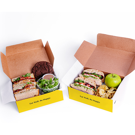 Boxed Lunches category
